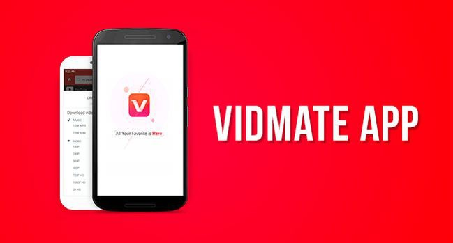 Get a Vidmate app to enjoy endless video downloads