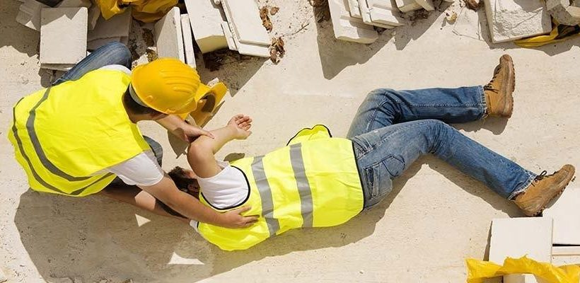 Construction accident lawyer NJ