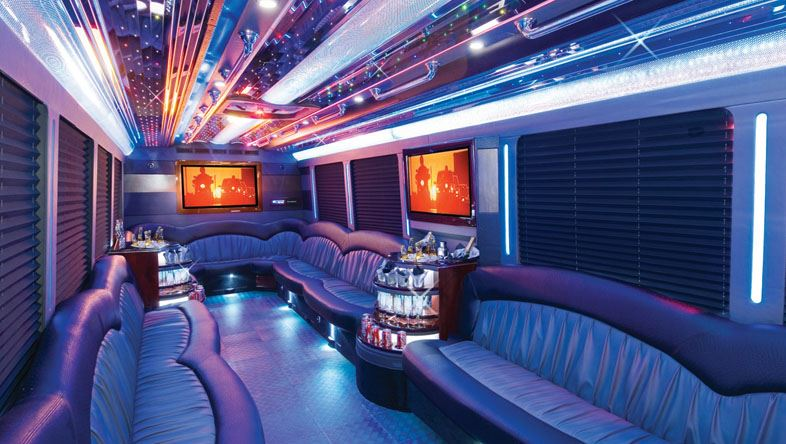Popularity Of Party Buses