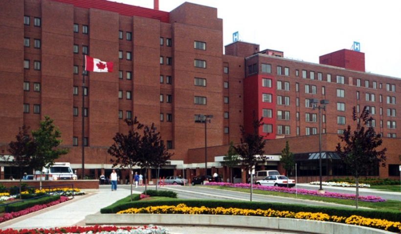 top 10 hospital in canada
