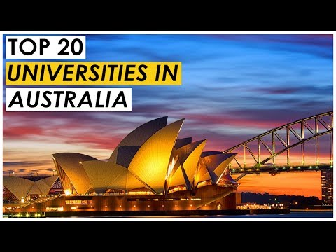 top 20 universities in australia