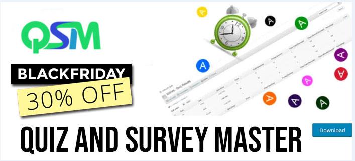 Wordpress Survey plugin