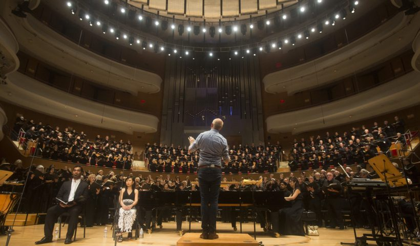 professional choirs in Orange County