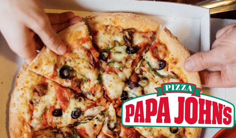Papa John's Has Some of the Best Vegan Pizza Delivery
