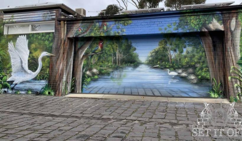 wall murals, wall murals Melbourne