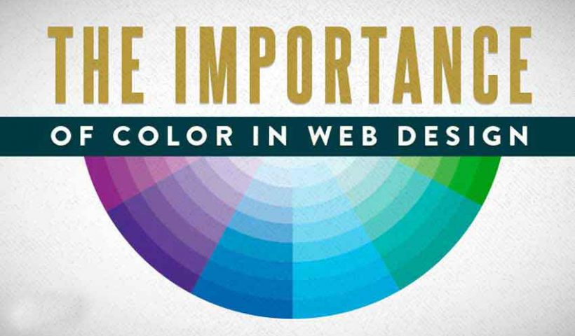 The Importance of Color for Website Design