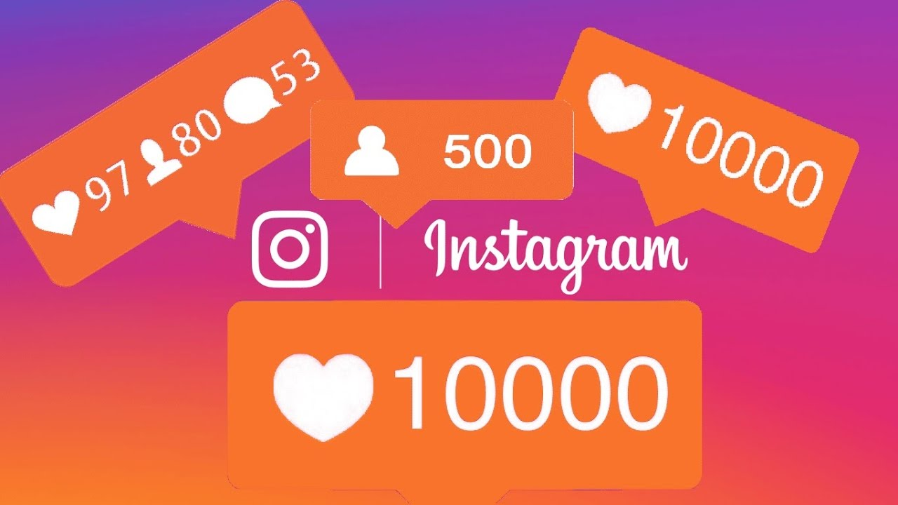 followers and likes on Instagram