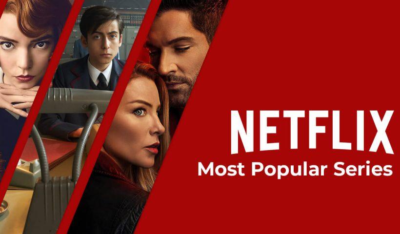 web series on Netflix