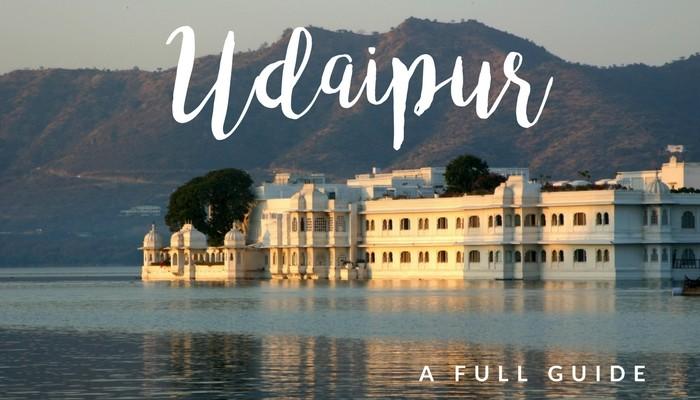 BEST Udaipur Tour Guide