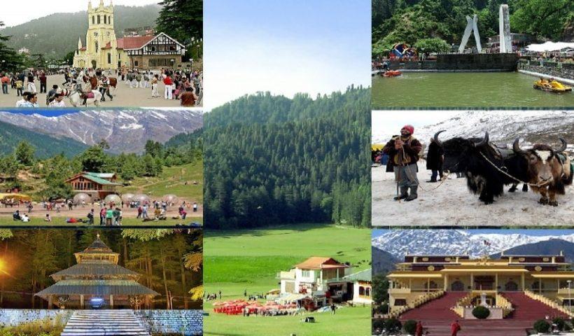 Holiday Destinations in Himachal Pradesh