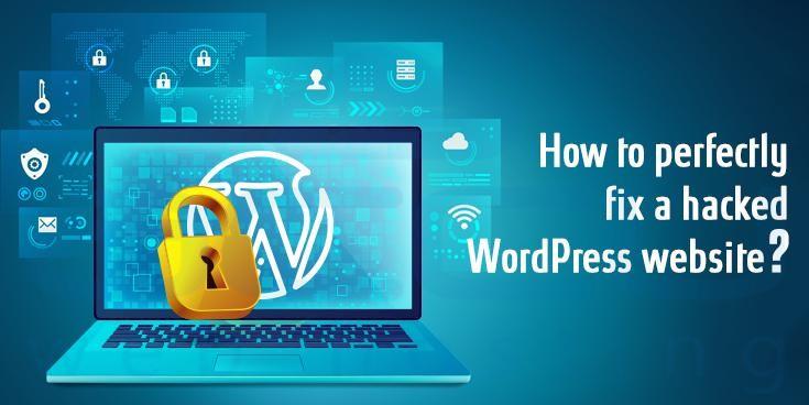 Hacked WordPress